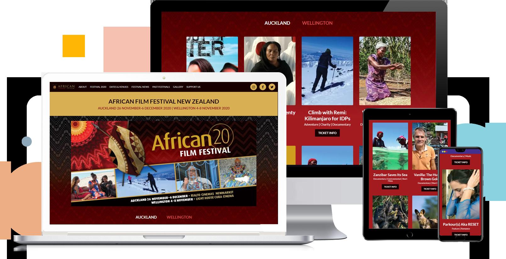 AfricanFilmFestivalSampleImages