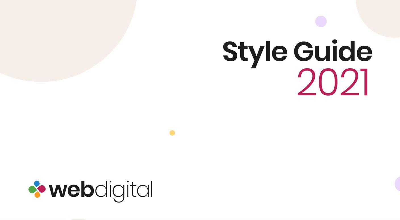 WebDigitalPortfolioStyleGuide2021